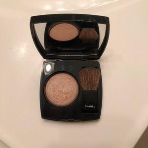 Chanel blush highlighter Coups De Minuit